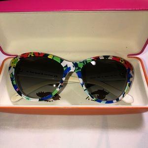 Kate Spade Della/S Cat Eye Sunglasses